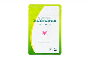 ママニック 葉酸サプリ 単品